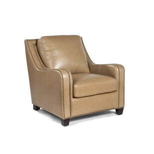 Denver Armchair by Lazzaro Leather