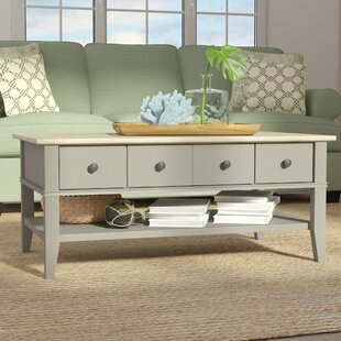 Montverde Coffee Table by Beachcrest Home Today Only Sale