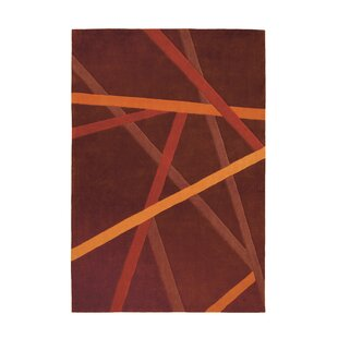 Joy Hand Tufted Brown/Orange Rug by Arte Espina
