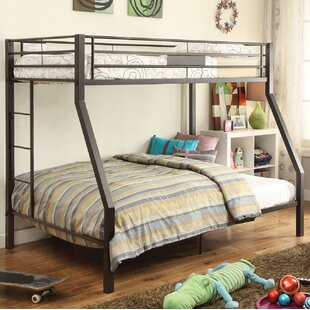 Buy clear Odis Twin Over Full Bunk Bed by Harriet Bee Reviews (2019) & Buyer's Guide