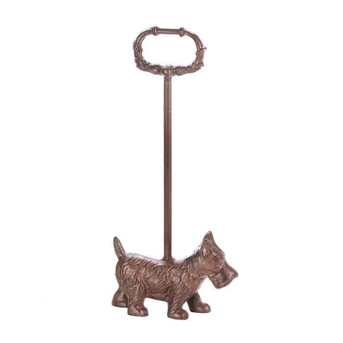 Doggy Cast Iron Weighted Floor Stop