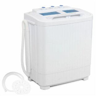 Portable Compact Electric Washer