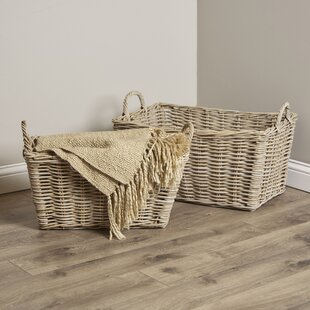 2-Piece Basket Set by DarHome Co