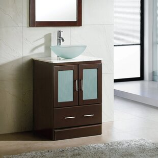 Rethman 24 Single Bathroom Vanity Set by Latitude Run