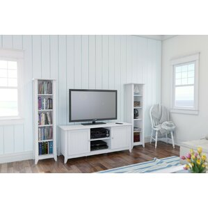 Hurst Entertainment Center by Beachcrest Home