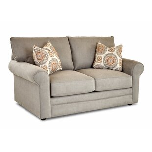 Find for Trudie Loveseat by Darby Home Co Reviews (2019) & Buyer's Guide