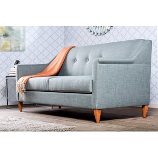 North Point Tufted Sofa by Brayden Studio
