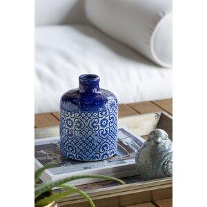 Terracotta Table Vase