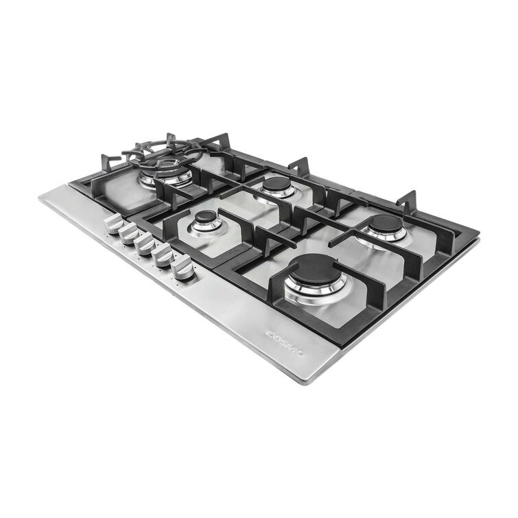 Cosmo 30 Gas Cooktop With 5 Burners Reviews Wayfair