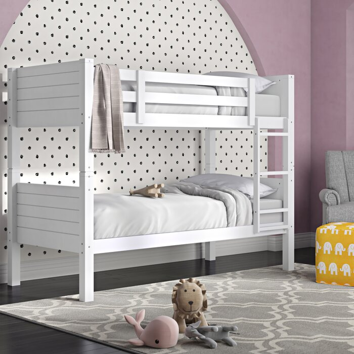 pretty nice 12345 0dfd9 Bedford Single Bunk Bed with Mattresses