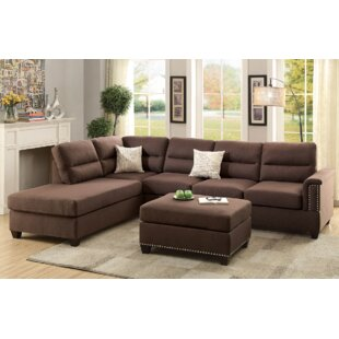 Andy Sectional With Ottoman by A&J Homes Studio Discount