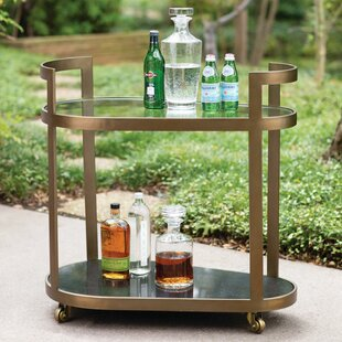 Regan Bar Cart by Global Views