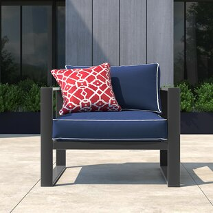 Monterey Patio Chair with Cushion