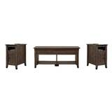 Chantrell 3 Piece Coffee Table Set by Trent Austin Design