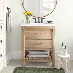 30 Inch Reclaimed Wood Vanity Wayfair