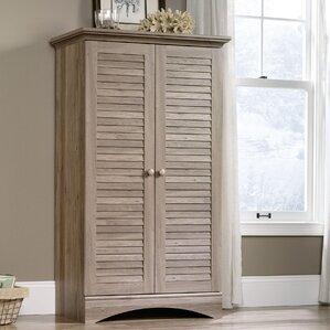Pinellas 2 Door Storage Accent Cabinet & Beachcrest Home Accent Chests u0026 Cabinets | Birch Lane pezcame.com