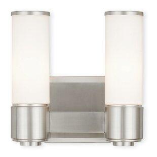 Inexpensive Kramer 2-Light Vanity Light By Brayden Studio