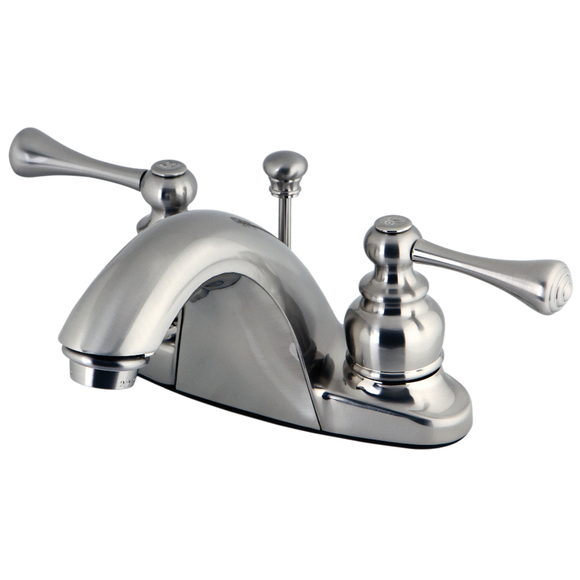 Kingston Brass English Country Centerset Bathroom Faucet With Drain Assembly Reviews Wayfair