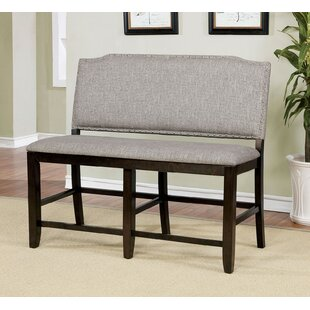 Everby Upholstered Bench by Gracie Oaks