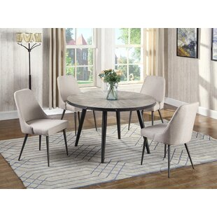 Worthing 5 Piece Dining Set Williston Forge