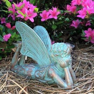 Suffolk Fairy Dreamer Garden Statue
