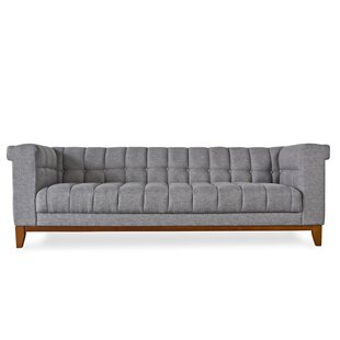 Reviews Claughaun Modern Chesterfield Sofa by Everly Quinn Reviews (2019) & Buyer's Guide