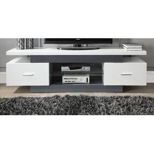 Poplar TV Stand for TVs up to 60
