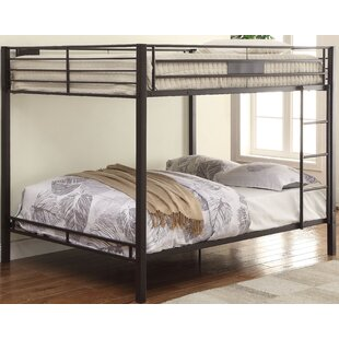 Find for Blanken Queen Bunk Bed by Harriet Bee Reviews (2019) & Buyer's Guide
