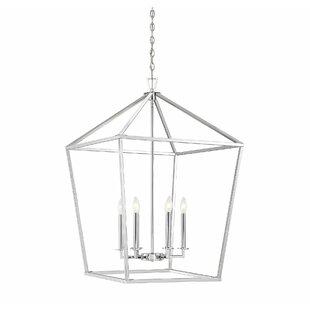 6-Light Lantern Pendant by Birch Lane™