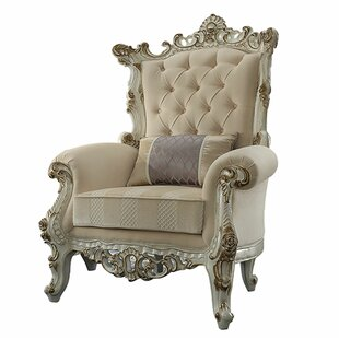 Caiden Accent Chair w/ Pillow