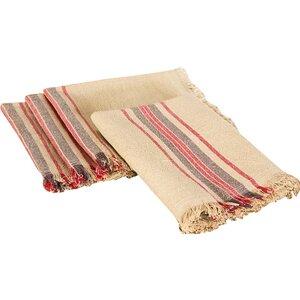Stripe Linen Napkin (Set of 4)