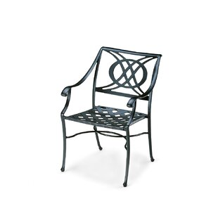 Cadiz Stacking Patio Dining Chair (Set of 2)