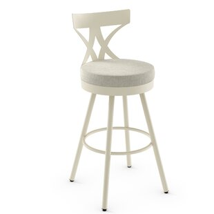 Lona 30 Swivel Bar Stool Brayden Studio
