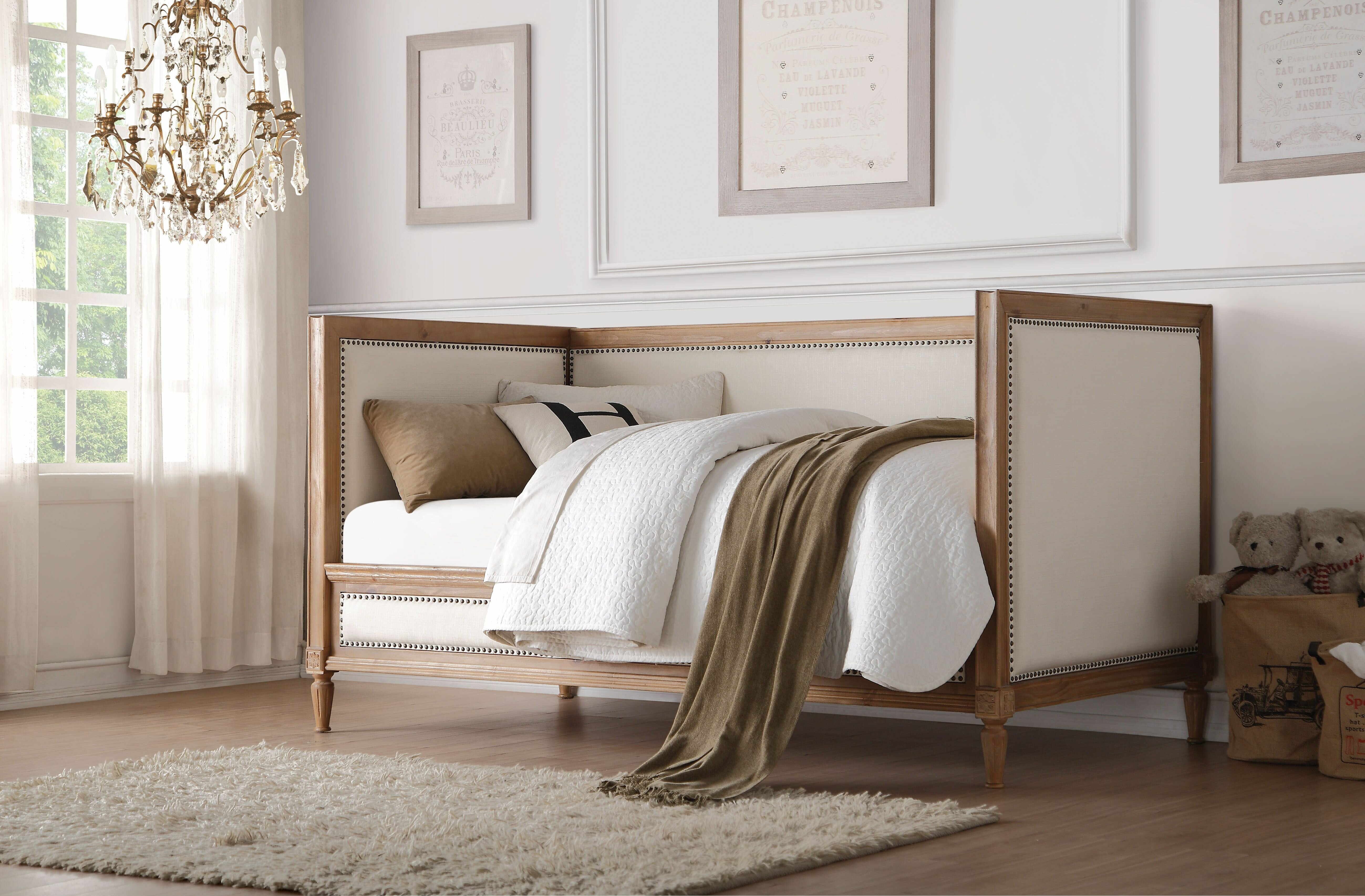 One Allium Way Skelton Twin Daybed