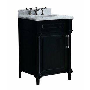 Continental 24 Single Bathroom Vanity Set by Laviva
