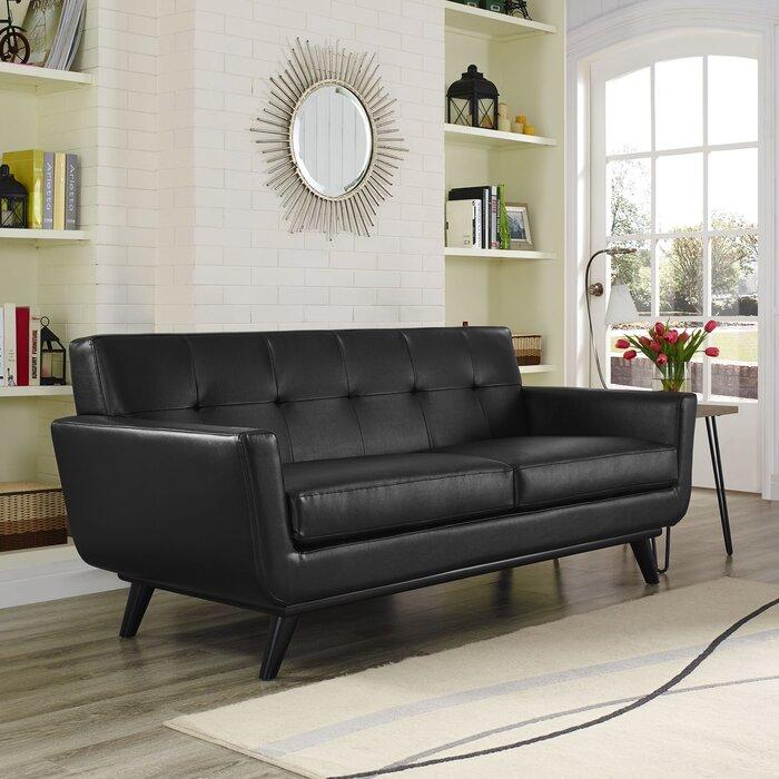 Cool Saginaw Loveseat Short Links Chair Design For Home Short Linksinfo