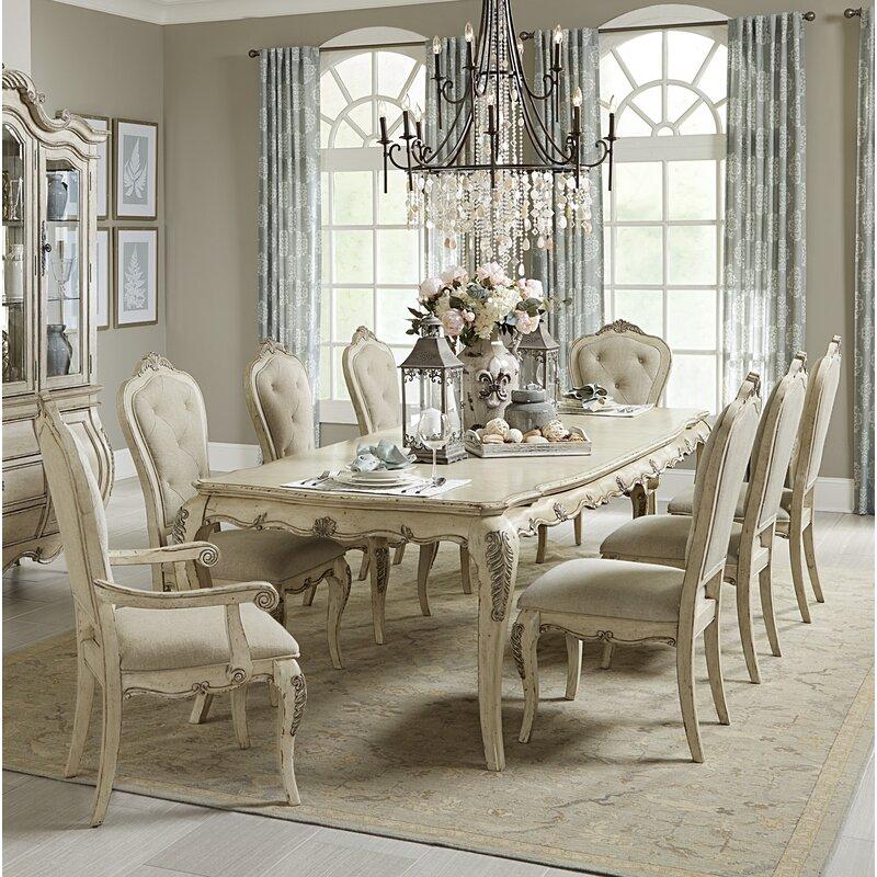 House Of Hampton Mitzel Dining Table Wayfair