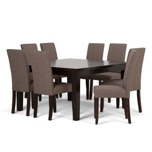 Alviso 9 Piece Dining Set Alcott Hill