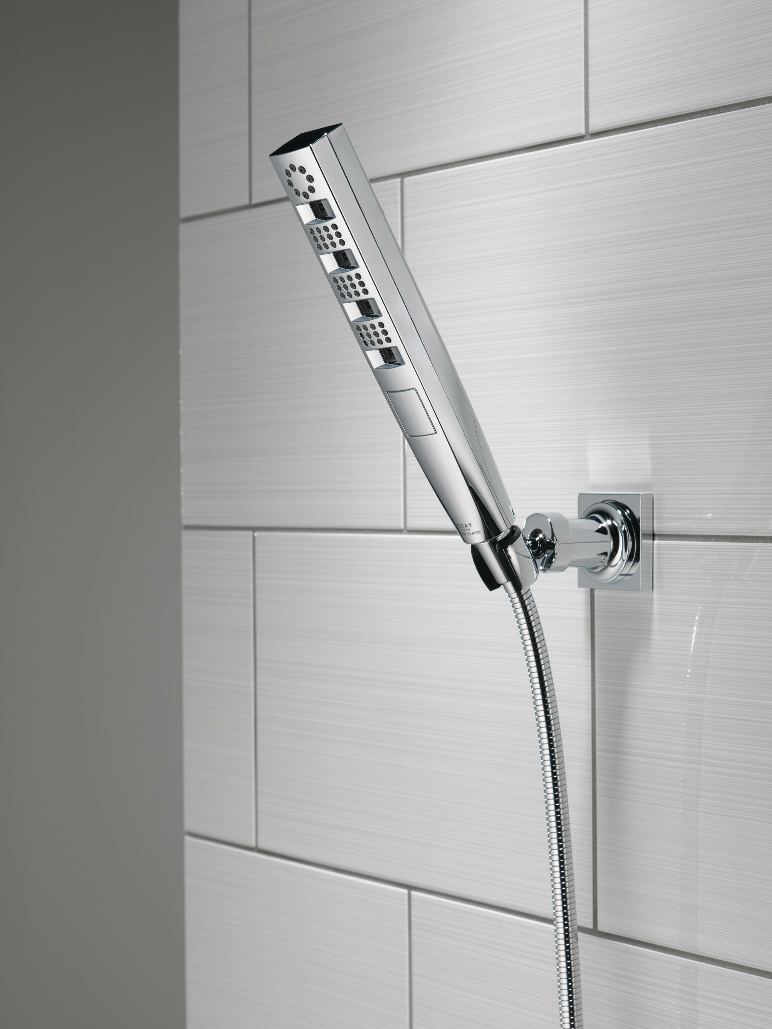 Delta Universal Showering Components Multi Function Hand Shower ...