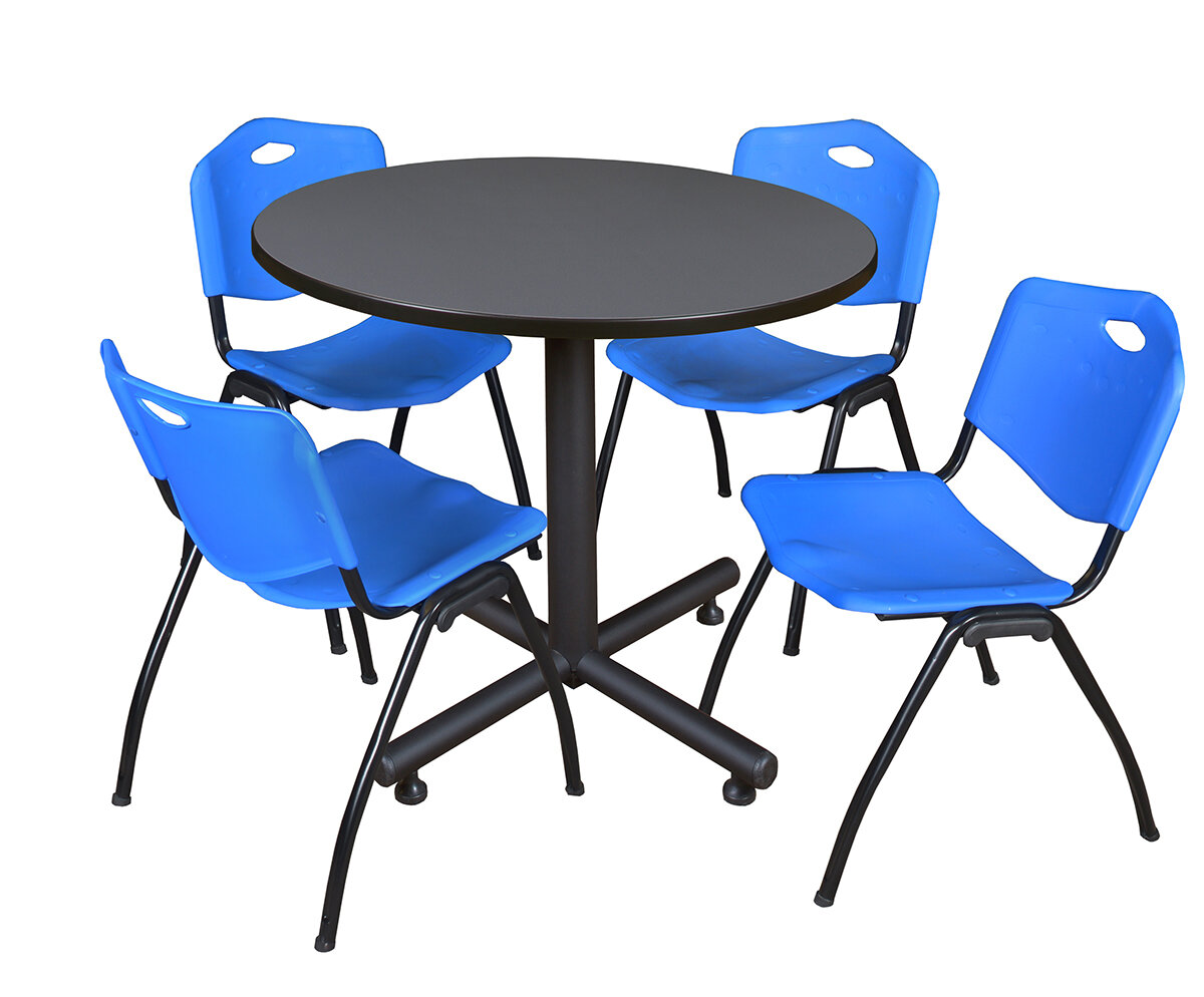36 Round Table And Chairs