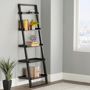 Averett Ladder Bookcase Mercury Row