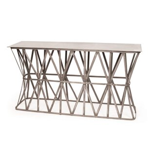 Rowan Console Table by 17 Stories