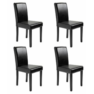 Parikh Side Parsons Chair Set of 4 by Red Barrel Studio