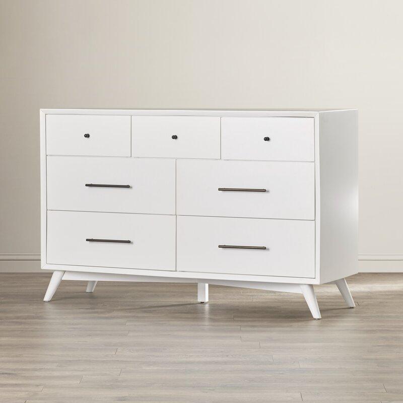 Parocela 7 Drawer Dresser Parocela Drawer Dresser32
