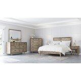 Clemmons Platform 6 Piece Bedroom Set by Loon Peak