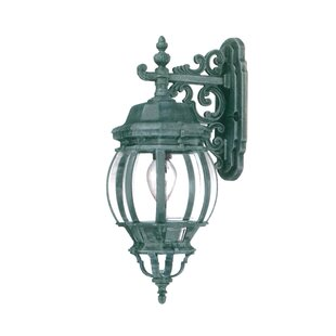Weishaar LED Outdoor Wall Lantern