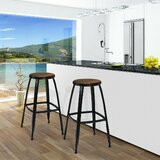Napavine Solid Wood Counter & Bar Stool by 17 Stories