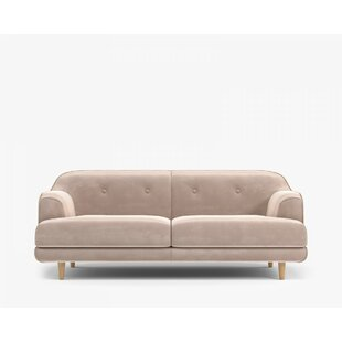 Find Goldsmith Sofa by Bungalow Rose Reviews (2019) & Buyer's Guide