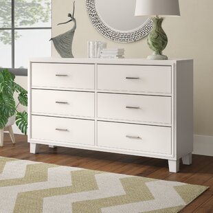Redman 6 Drawer Double Dresser