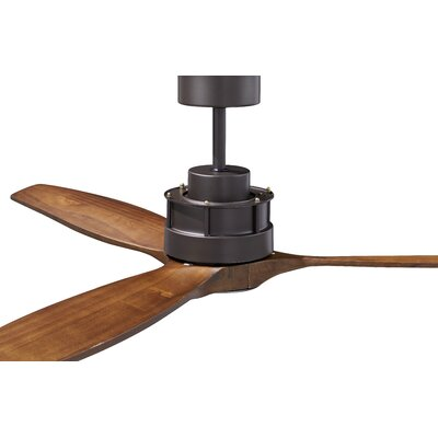 60 Adamski 3 Blade Propeller Ceiling Fan With Remote Control Allmodern